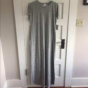 NWT Lularoe Maria Dress Maxi Women's Medium